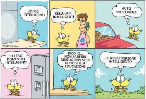 vignetta educazione da migliorare