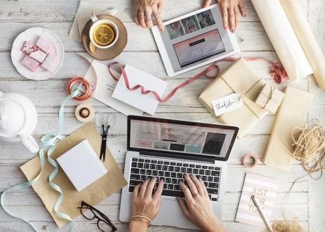 immagine internet e e-commerce