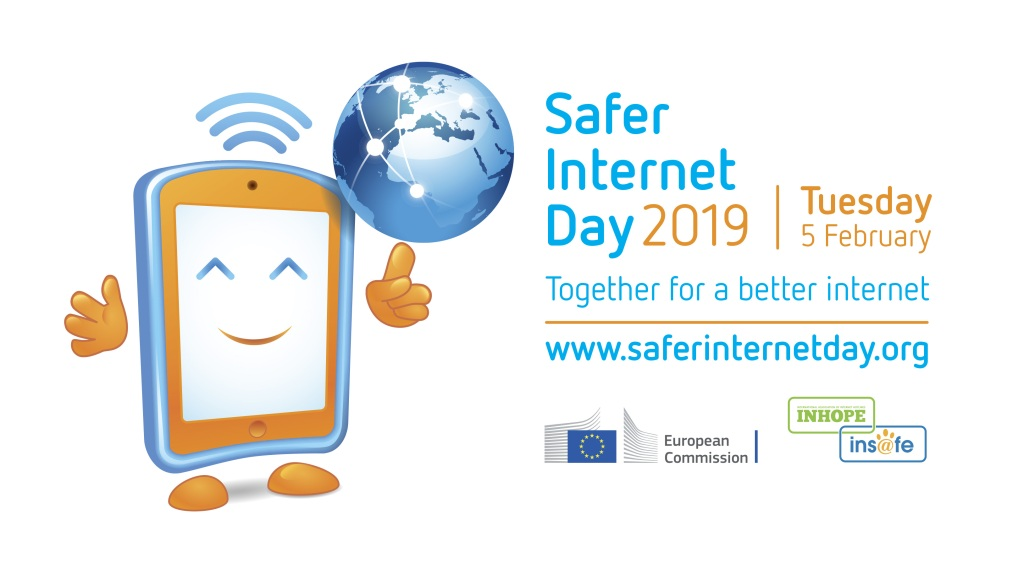 logo ufficiale safer internet day 2019