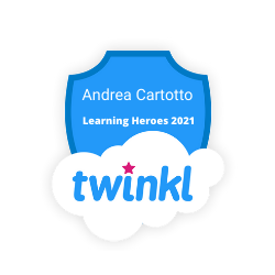 badge learning hero 2021
